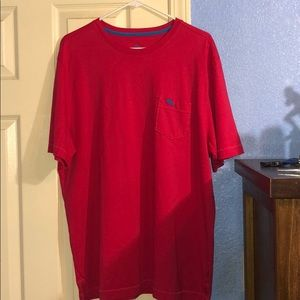 Red Tommy Bahama T-Shirt